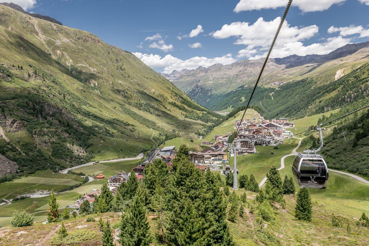 Sommer in Obergurgl - Urlaub in Tirol - Österreich